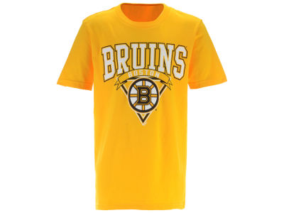 Boston Bruins adidas NHL Youth Banner Season T-Shirt