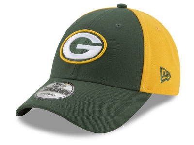 Green Bay Packers New Era NFL Team Blocked 9FORTY Cap