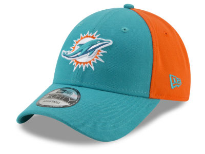Miami Dolphins New Era NFL Team Blocked 9FORTY Cap