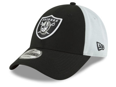 Oakland Raiders New Era NFL Team Blocked 9FORTY Cap