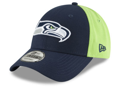 Seattle Seahawks New Era NFL Team Blocked 9FORTY Cap