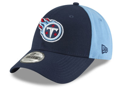 Tennessee Titans New Era NFL Team Blocked 9FORTY Cap