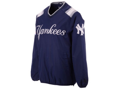 New York Yankees G-III Sports MLB Men's Countback V-neck Pullover Jacket