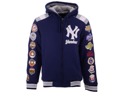 New York Yankees G-III Sports MLB Men's Bullpen Varsity Jacket