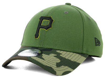 Pittsburgh Pirates New Era MLB Junior Team Classic 39THIRTY Cap