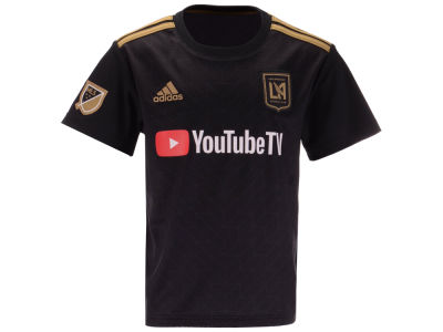 Los Angeles Football Club adidas MLS Toddler Primary Replica Jersey