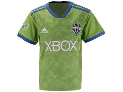 Seattle Sounders FC adidas MLS Kids Primary Replica Jersey