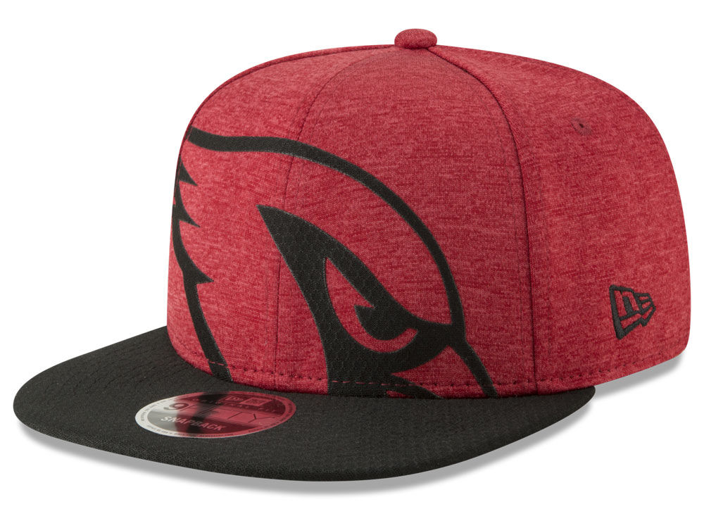 83791cdd reduced arizona cardinals new era nfl over sized laser cut 9fifty snapback  cap 4c896 856c3
