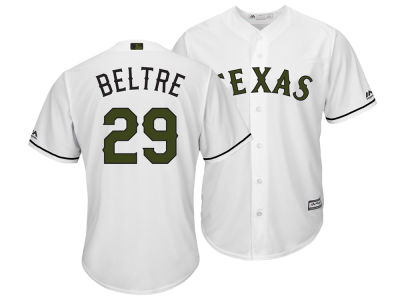 Texas Rangers Adrian Beltre Majestic MLB Men's Memorial Day Cool Base Jersey