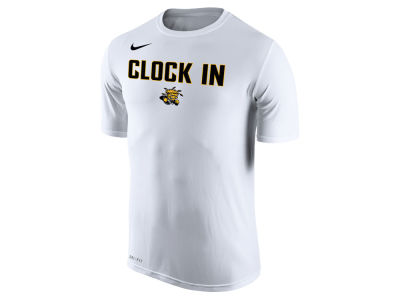 Wichita State Shockers Nike 2018 NCAA Men's Legend Bench T-Shirt