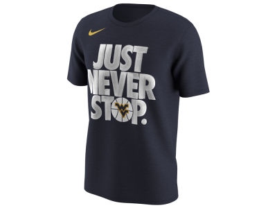 West Virginia Mountaineers Nike 2018 NCAA Men's Selection Sunday T-Shirt
