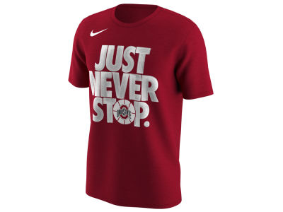 Ohio State Buckeyes Nike 2018 NCAA Men's Selection Sunday T-Shirt