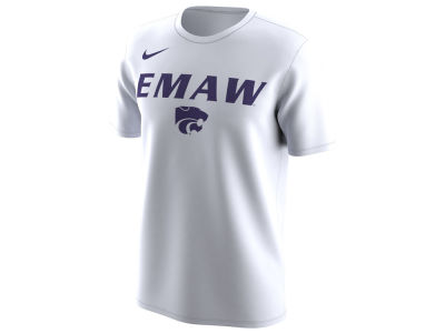 Kansas State Wildcats Nike 2018 NCAA Men's Legend Bench T-Shirt