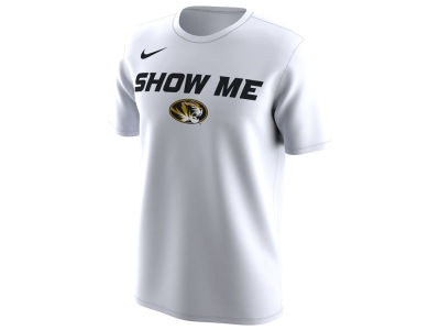 Missouri Tigers Nike 2018 NCAA Men's Legend Bench T-Shirt