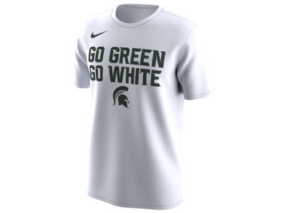 Michigan State Spartans Nike 2018 NCAA Men's Legend Bench T-Shirt