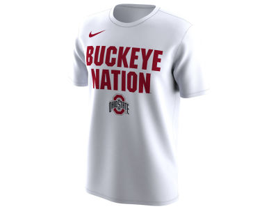 Ohio State Buckeyes Nike 2018 NCAA Men's Legend Bench T-Shirt