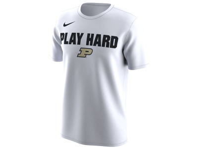 Purdue Boilermakers Nike 2018 NCAA Men's Legend Bench T-Shirt