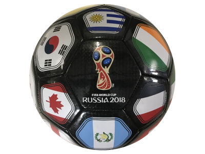 World Cup Soccer 2018 World Cup Flag Ball