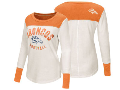 Denver Broncos Touch by Alyssa Milano NFL Women's Touch Thermal Long Sleeve T-Shirt