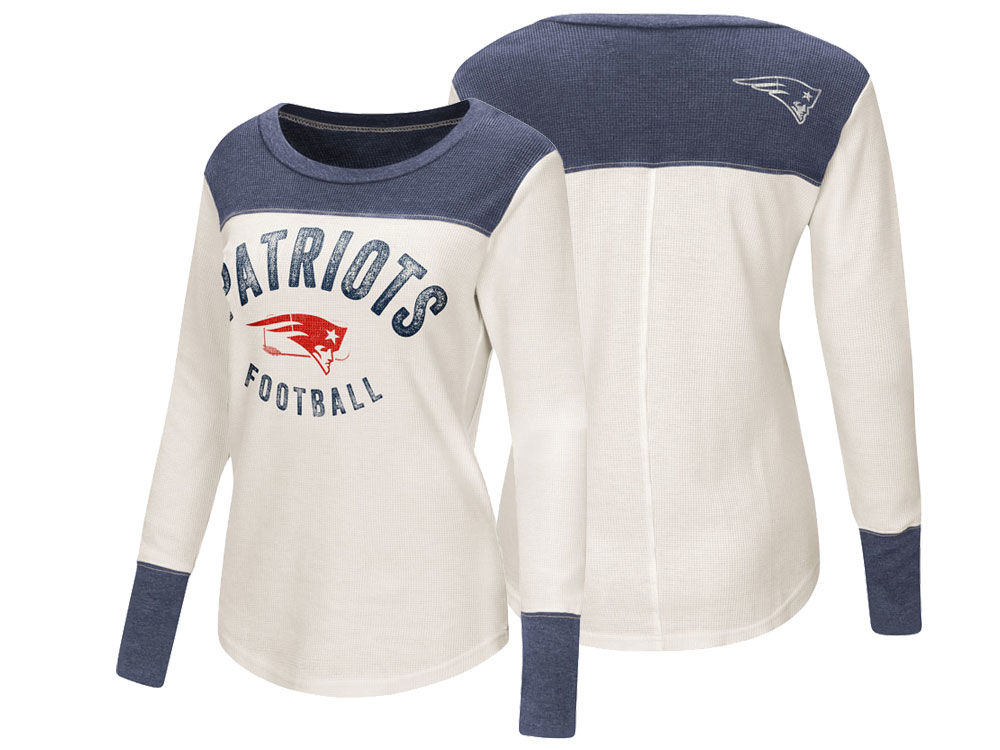 New England Patriots Touch by Alyssa Milano NFL Women s Touch Thermal Long  Sleeve T-Shirt  063d9dca5e