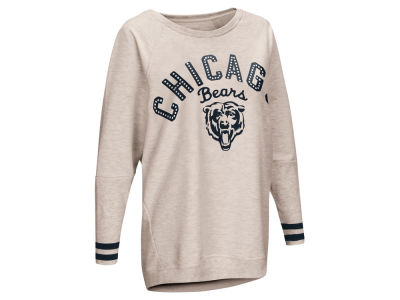 Chicago Bears Touch by Alyssa Milano NFL Women's Touch Backfield Long Sleeve T-shirt