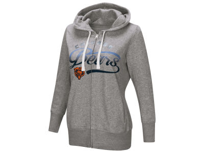 Chicago Bears Touch by Alyssa Milano NFL Women's Touch Glitter Hoodie