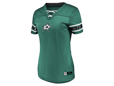 Dallas Stars Majestic 2018 NHL Women's Draft Me T-Shirt