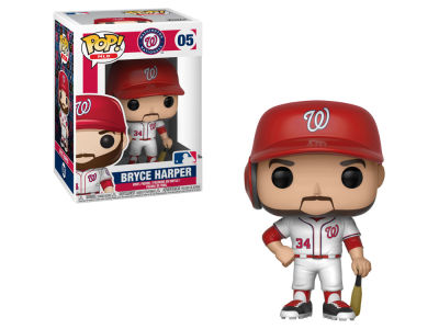 Washington Nationals Bryce Harper Funko POP! MLB Series 1