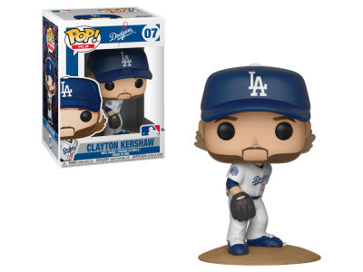 Los Angeles Dodgers Clayton Kershaw Funko POP! MLB Series 1