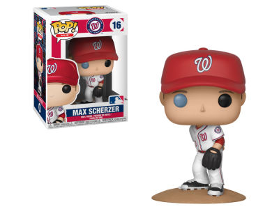 Washington Nationals Max Scherzer Funko POP! MLB Series 1