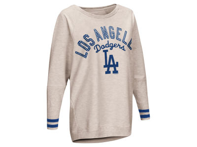 Los Angeles Dodgers Touch by Alyssa Milano MLB Women's Touch Backfield Long Sleeve T-shirt