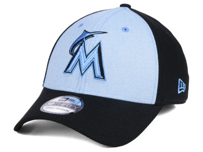 Miami Marlins New Era 2018 MLB Father's Day 39THIRTY Cap