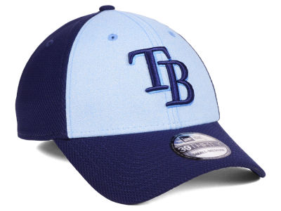 Tampa Bay Rays New Era 2018 MLB Father's Day 39THIRTY Cap