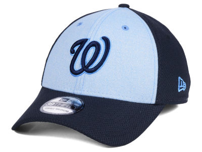 Washington Nationals New Era 2018 MLB Father's Day 39THIRTY Cap