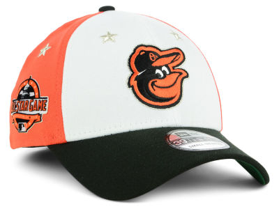 Baltimore Orioles New Era 2018 MLB All Star Game 39THIRTY Cap