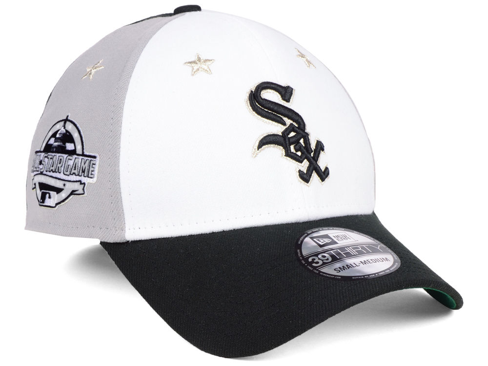 Chicago White Sox New Era 2018 MLB All Star Game 39THIRTY Cap  15aaa26ad1d