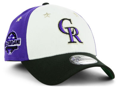 Colorado Rockies New Era 2018 MLB All Star Game 39THIRTY Cap