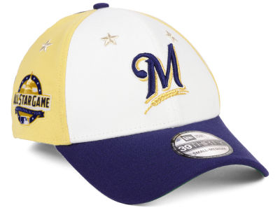 Milwaukee Brewers New Era 2018 MLB All Star Game 39THIRTY Cap