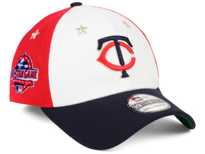 Minnesota Twins New Era 2018 MLB All Star Game 39THIRTY Cap