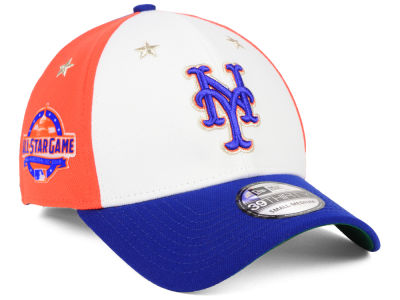 New York Mets New Era 2018 MLB All Star Game 39THIRTY Cap