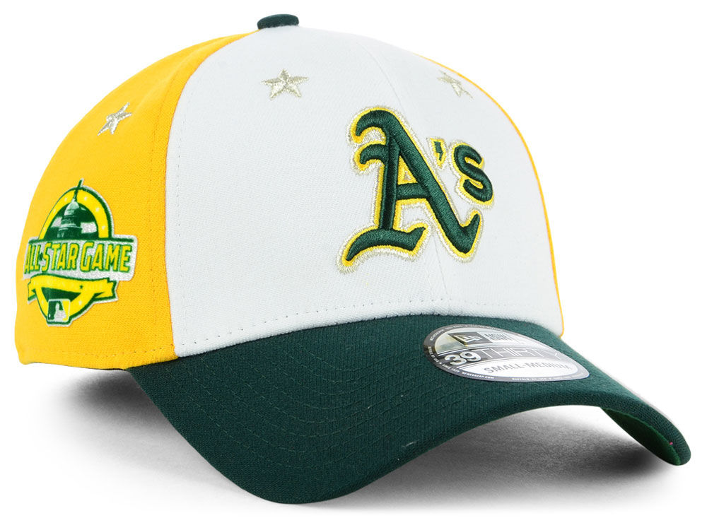 watch 8e1ff 659af france oakland athletics new era 2018 mlb all star game 39thirty cap 249d9  d04b6