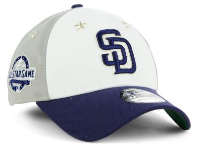 San Diego Padres New Era 2018 MLB All Star Game 39THIRTY Cap