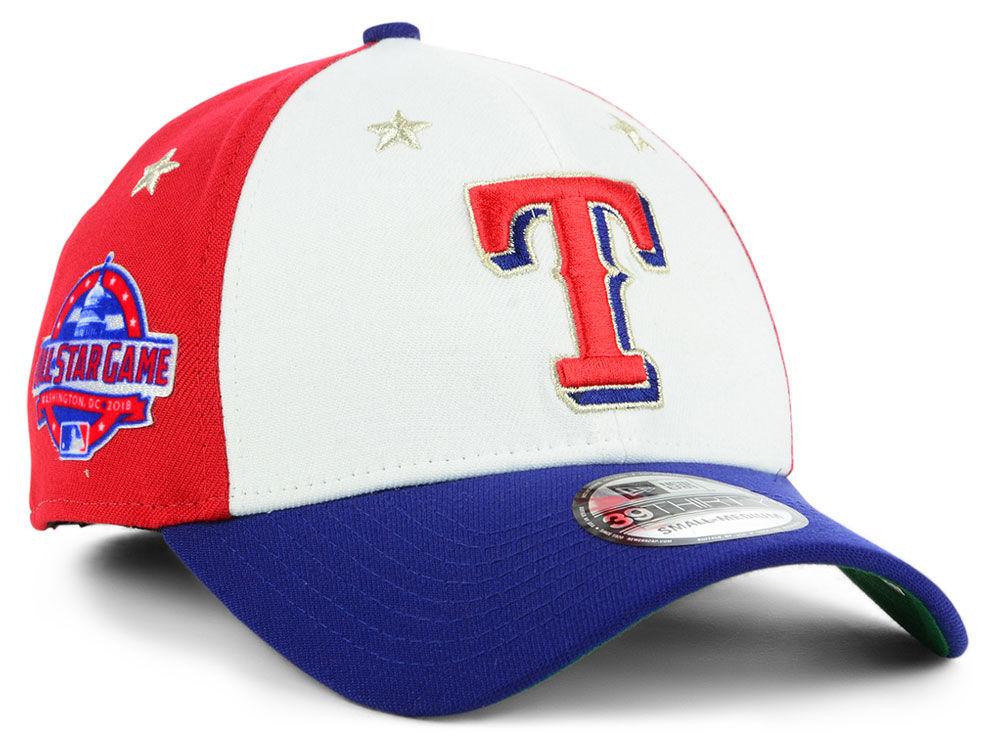 Texas Rangers New Era 2018 MLB All Star Game 39THIRTY Cap
