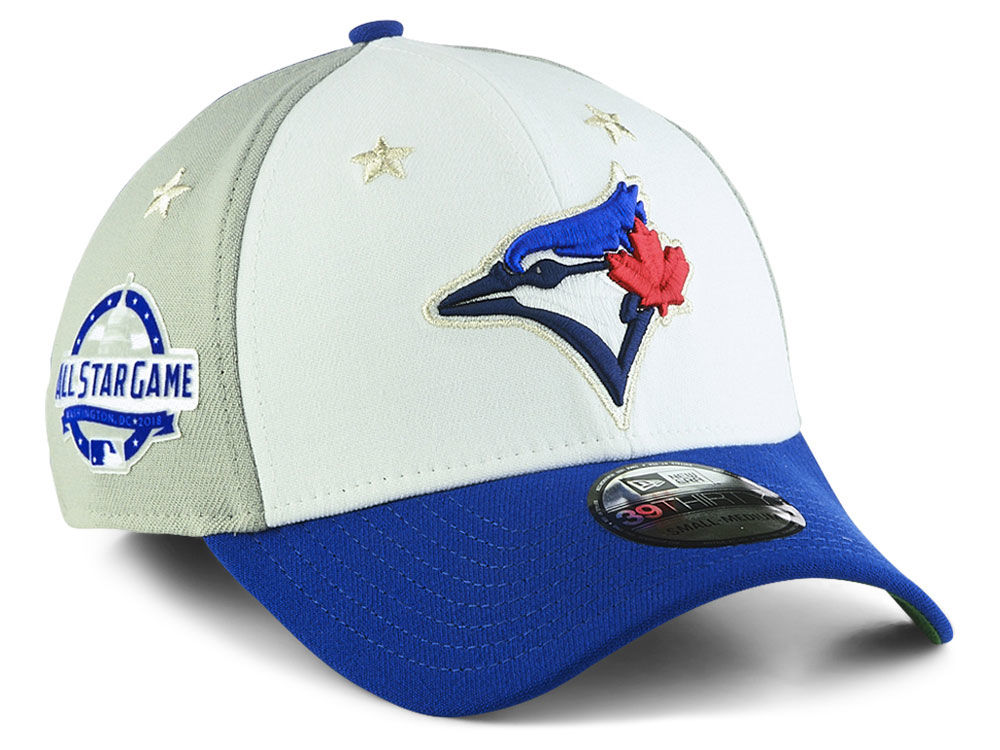 innovative design 3f88b 5cd70 ... switzerland toronto blue jays new era 2018 mlb all star game 39thirty  cap 22342 7ff92