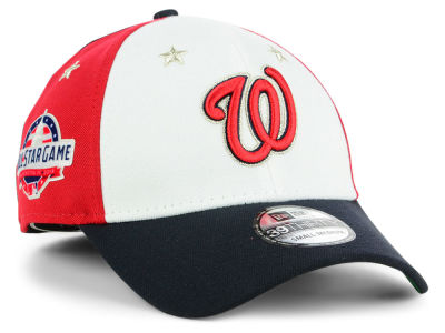 Washington Nationals New Era 2018 MLB All Star Game 39THIRTY Cap