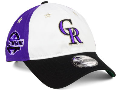 Colorado Rockies New Era 2018 MLB All Star Game 9TWENTY Cap