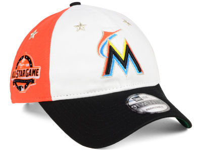Miami Marlins New Era 2018 MLB All Star Game 9TWENTY Cap