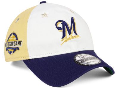 Milwaukee Brewers New Era 2018 MLB All Star Game 9TWENTY Cap