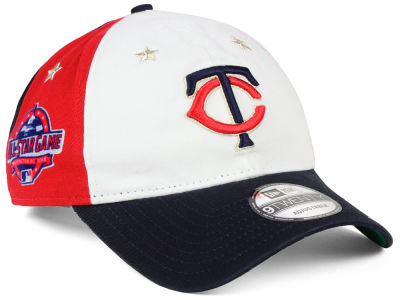 Minnesota Twins New Era 2018 MLB All Star Game 9TWENTY Cap