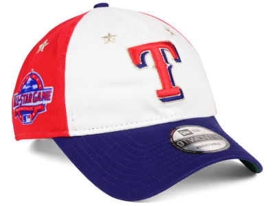Texas Rangers New Era 2018 MLB All Star Game 9TWENTY Cap